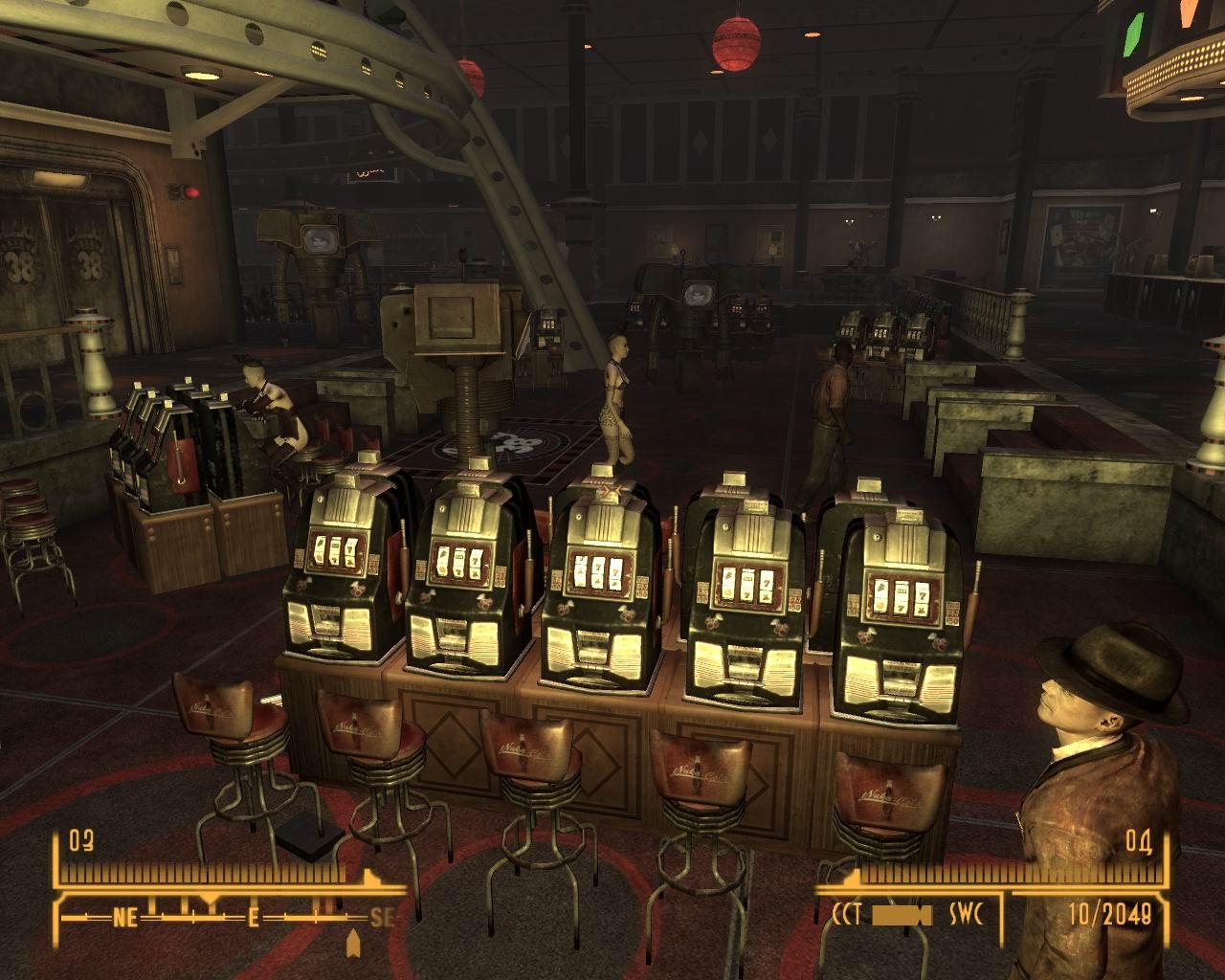 fallout new vegas как играть в казино